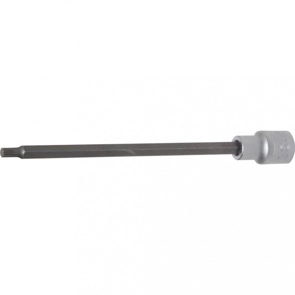"BGS technic Nástrčná hlavica-bit | dĺžka 200 mm | 12,5 mm (1/2"") | vnútorný tisíchran ("